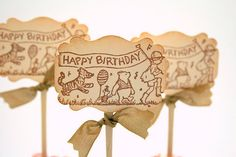 Items similar to Winnie the Pooh Cupcake Toppers / Food Picks Baby Shower Birthday Party Set of 10 on Etsy Birthday Cupcakes, Baby Birthday, First Birthday Parties, First Birthdays, Birthday Ideas, Baby Shower Duck, Boy Baby Shower Themes, Baby Showers, Disney Party Decorations