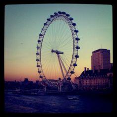 Londo Eye, London