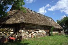 Muhu Island. Estonia.