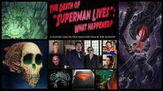 'The Death of 'Superman Lives'; What Happened?' Trailer #2 Documentary On The Failed Tim Burton Film