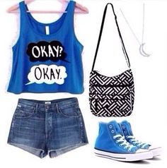 Tfios outfit