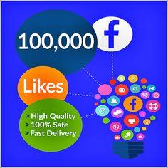 Buy Facebook Likes $10 per 1000 Likes
