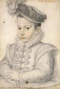 François Clouet - François d'Alençon