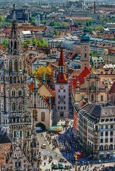 Munich, Alemania