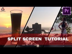 Adobe Premiere Pro CC Quick and easy Tutorial : how to make SPLIT SCREENS In this Adobe Premiere Pro CC 2017 Tutorial, I will demonstrate how to create a spl. Photography And Videography, Video Photography, Effects Photoshop, Video Effects, Adobe Illustrator Tutorials, Ai Illustrator, Visual And Performing Arts, Software, Animation Tutorial