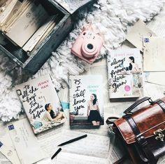 love letters by athousandbookstoread