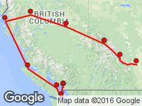14 Tage Kanada Rundreise von Gebeco - 2016 - 62622