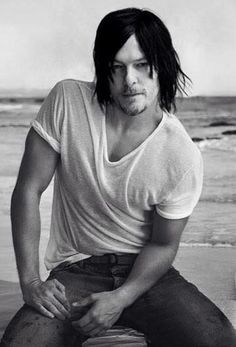 Not big on this guy, but still like the photo composition Norman Reedus