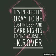 #darknights #alone #lonelinessandyou #kroverwritings #love