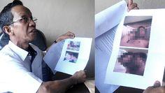Foto Hot Oknum PNS Kepala SD Dengan Cewek Seksi Bikin Heboh Warga Pali