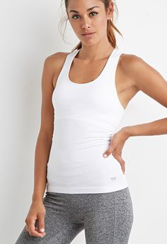 Seamless Athletic Tank | Forever 21 - 2000096129