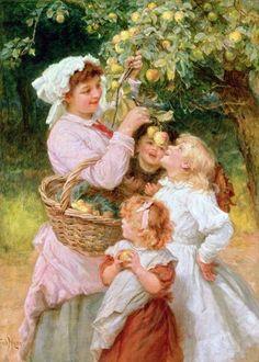 Bob Apple-Frederick Morgan (1847 – 1927, English)