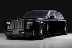 ROLLS ROYCE PHANTOM SPORTS LINE BLACK BISON EDITION