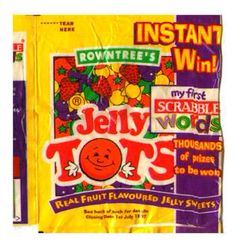 Jelly Tots!