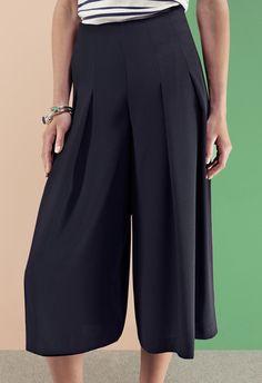 Culottes £55 at FineryLondon.com
