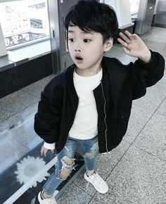Read Baby Series ~ Mochi baby from the story BTS member Cute Asian Babies, Korean Babies, Asian Kids, Cute Babies, Toddler Boys, Kids Boys, Baby Kids, Cute Toddlers, Cute Kids