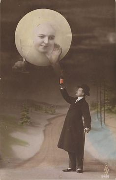 The moon and the winter and the wine 1910s