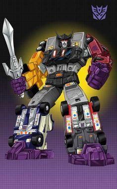 Transformers G-1 Menasor by Dan-the-artguy.deviantart.com on @deviantART