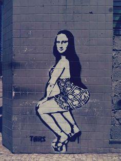 Wall graffiti from Germany