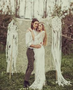 12 Ways to Use Dream Catchers For Your Wedding