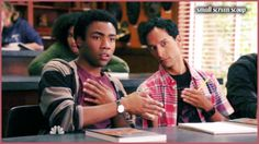 Troy and Abed best friends handshake