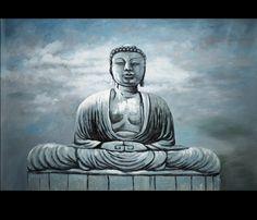 Buddha Painting, Buddhist Painting
