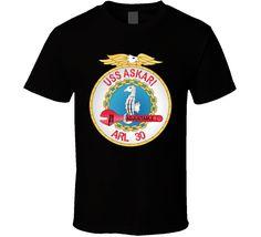 USS - Askari (ARL-30) T Shirt
