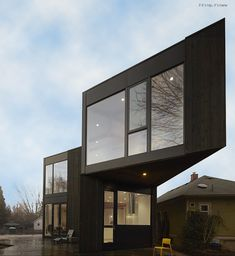 "The Taft Residence ""Homb."" A Green Prefab from Skylab Architecture and Method Homes."