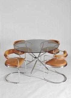 Minimalism Living, Furniture Decor, Furniture Design, Deco Originale, Chaise Vintage, My New Room, Room Interior, Interior Inspiration, Interior Architecture