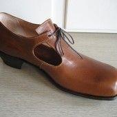 Newton latchet shoe, $600
