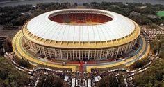 Estadio Olímpico Luzhniki 1980  I.A. Rozhin