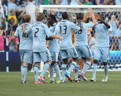 Sporting KC- love these boys<3