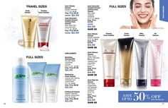 SAVE UP TO 50% OFF ON AVON ELEMENTS AND ANEW SKIN CARE PRODUCTS https://www.avon.com/brochure#/850/201620/en/870