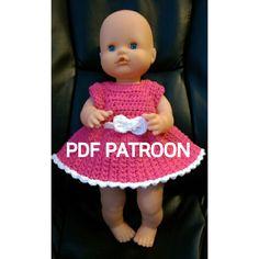 Baby Born Pink Rose Jurkje