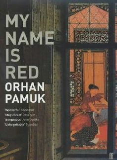 "Orhan Pamuk ""My Name is Red"" Orhan Pamuk is one of those rare authors who seems to have reinvented the art of writing. His style is quite unique. Even though he settles his story in the 13th century, it applies to actual problems and facts in a way nobody else seems to be able to do. I have since read quite a few of his books, he is absolutely fabulous."