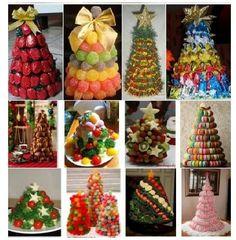 Yummi Christmas Trees