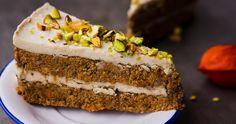 Prepara esta deliciosa tarta de zanahoria vegana y sin gluten. Una receta perfecta para que termines con encanto una comida o cena especial. ¡Tu carrot cake de siempre de forma BIO!