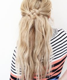 tons of cute everyday hairstyles