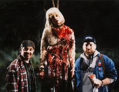 40 Cool Behind The Scenes Pics From Your Favorite Classic Horror Movies