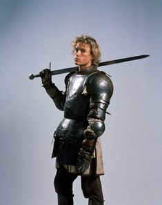 """Heath Ledger as William in """"A Knight's Tale"""""""