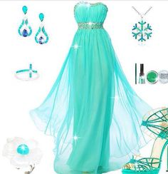 A beautiful dress idea for homecoming, prom and what ever your occasion is!