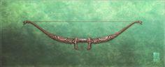 Kyreth's Bow by Aikurisu.deviantart.com on @DeviantArt