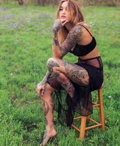 @torrieblake by @annaszczekutowicz #womenwithink #womenwithtattoos #sleevetattoo #sleeve #girlswithtattoos #girlswithink #ink #inked #inkedgirls #modelswithink #modelswithtattoos #altgirls #tattoo #tattooed #tattooedgirls #tattooedmodel...