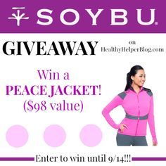 Soybu Fitness Apparel #Giveaway • Healthy Helper