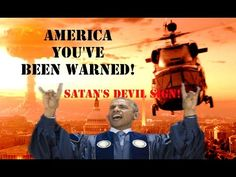 I'M GOING TO DESTROY YOU AMERICA-ALMIGHTY GOD?