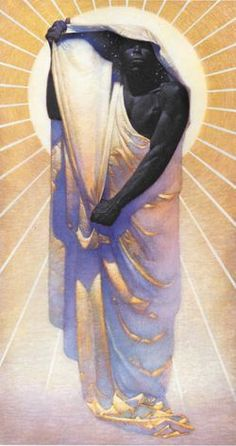 by Thomas Blackshear, African-American illustrator and painter