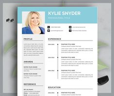 Resume And Cover Letter Template Resume Template Resume image 0 Teaching Resume Examples, Sales Resume Examples, Resume Objective Examples, Resume Action Words, Resume Words, Dance Resume, Simple Resume, Modern Resume, Resume Skills List