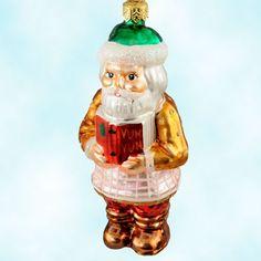 Cookbook Santa 1 of 4