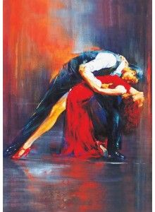 Tango Nuevo II, by Pedro Alverez