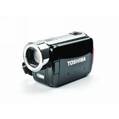 Toshiba Camileo H30 Full HD Camcorder - Silver/Black, (hd camcorder, toshiba, high definition, 1080p, camcorder, pocket camcorder, compact, camileo, defect, flip ultra hd)